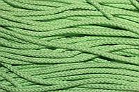 Шнур 5мм с наполнителем (50м) зеленый
