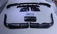 Аэродинамический обвес Вody Kit на Lexus LX570 F Sport 2012, фото 1