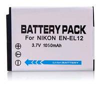 Батарея Nikon EN-EL12 ENELCoolpix P300 S630