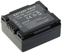 Батарея Panasonic CGA-DU07 VBD-070 VBD070 DU07