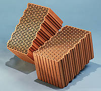 Керамічні блоки Porotherm 44 EKO+, фото 1