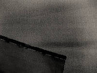 Джинс - стрейч меланж (теплый серый) (арт. 04203) Италия отрез 0,83 м
