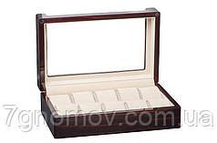 Шкатулка для хранения 10-и часов Rothenschild RS-806-10-EC