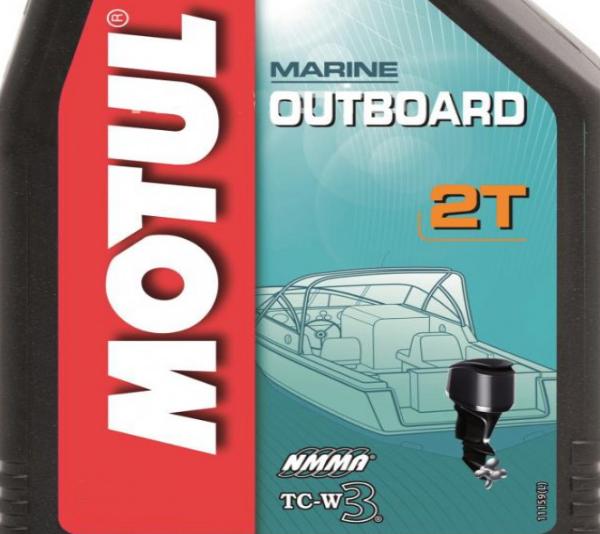 Масло MOTUL 2Т для навесных моторов