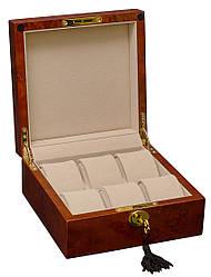 Шкатулка для хранения 6-и часов Rothenschild RS-803-6-DB