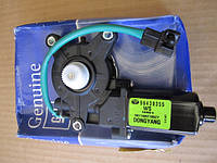 Двигатель мотор стеклоподъемника левого Ланос (оригинал)., фото 1