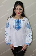 """Народная женская вышитая сорочка """"Марийка"""" с орнаментом"""