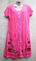 Ночная рубашка (5 цветов; 5XL-7XL р-р.)