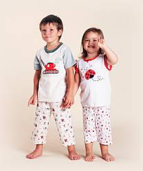 Детские пижамки, сорочки, халаты