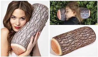 Подушка валик Бревно