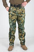 Штаны камуфляжные  Зеленый Дуб