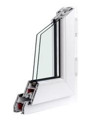 Окна металлопластиковые KBE Классика