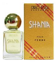 Парфюмерная вода для женщин Shania мини, 10 мл (Carlo Bossi)