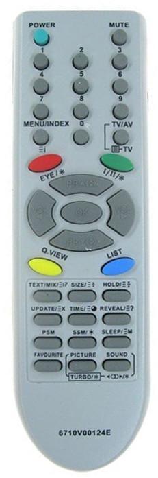 Пульт для LG 6710V000124E