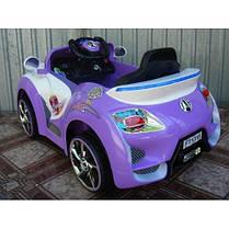 Детский электромобиль HONDA Sport SX 1318 красный на радиоуправлении, фото 3
