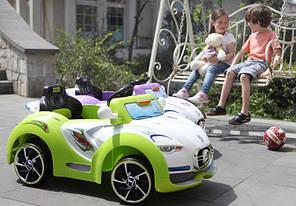 Детский электромобиль HONDA Sport SX 1318 красный на радиоуправлении, фото 2