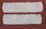 Повязка сеточка белая ширина 4,5 см