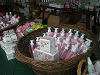 Натуральная косметика с розовым маслом серии - Lady's Joy