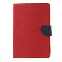 Чехол (книжка) Mercury Fancy Diary series для Apple iPad mini Красный