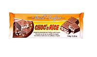 Молочный шоколад Maitre Truffout с воздушным рисом, 150 г.