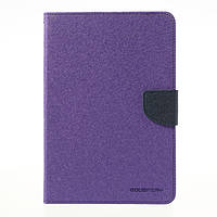 Чехол (книжка) Mercury Fancy Diary series для Apple iPad mini Фиолетовый