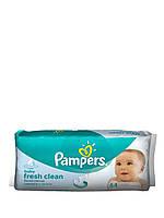 Детские влажные салфетки Pampers Baby Fresh Clean 64 шт.