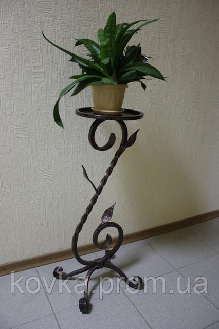 Напольная подставка для вазона
