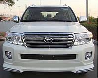 Аэродинамический обвес Toyota Land Cruiser 200