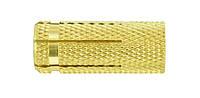 Латунный распорный дюбель М8/10х31 (упаковка 100шт.)