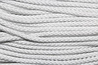 Шнур 5мм с наполнителем (50м) белый