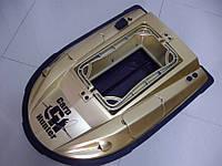 Прикормочный кораблик для карповой ловли CarpHunter с GPS и эхолотом