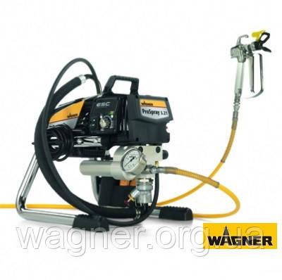 Профессиональный поршневой окрасочный аппарат Wagner ProSpray 3.21