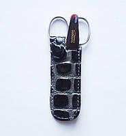 Маникюрный набор GLOBOS 120-6 в кожаном футляре