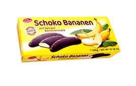 Шоколадные бананы Sir Charles, 300 г