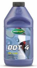Тормозная жидкость OIL RIGHT DOT-4 800г