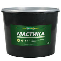 "Мастика ""Бикор"" каучук OIL RIGHT 2кг (пласт.банка)"