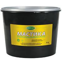 Мастика Резинобитумня OIL RIGHT 2,1кг желтая
