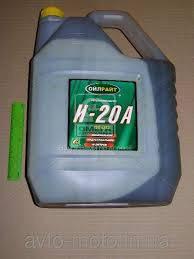 Масло индустриальное OIL RIGHT И-20 ( веретенка) 5л