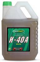 Масло индустриальное OIL RIGHT И-40 (веретенка) 20л