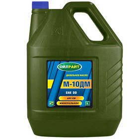 Масло моторное OIL RIGHT М10-ДМ 5л