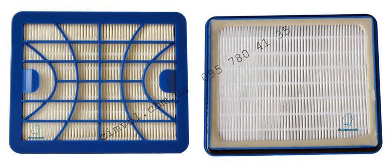 Zelmer Solaris Twix 5500, Solaris 5000, Syrius 1600, Clarris 2750 фильтр HEPA13 для пылесосов, фото 2