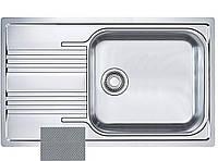 Мойка Franke Smart SRL 611-86 XL декор (101.0456.706)