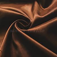 Ткань подкладочная Т210 диагональ Шоколад