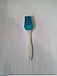 Кисточка силиконовая кулинарная маленькая 17 см., фото 2