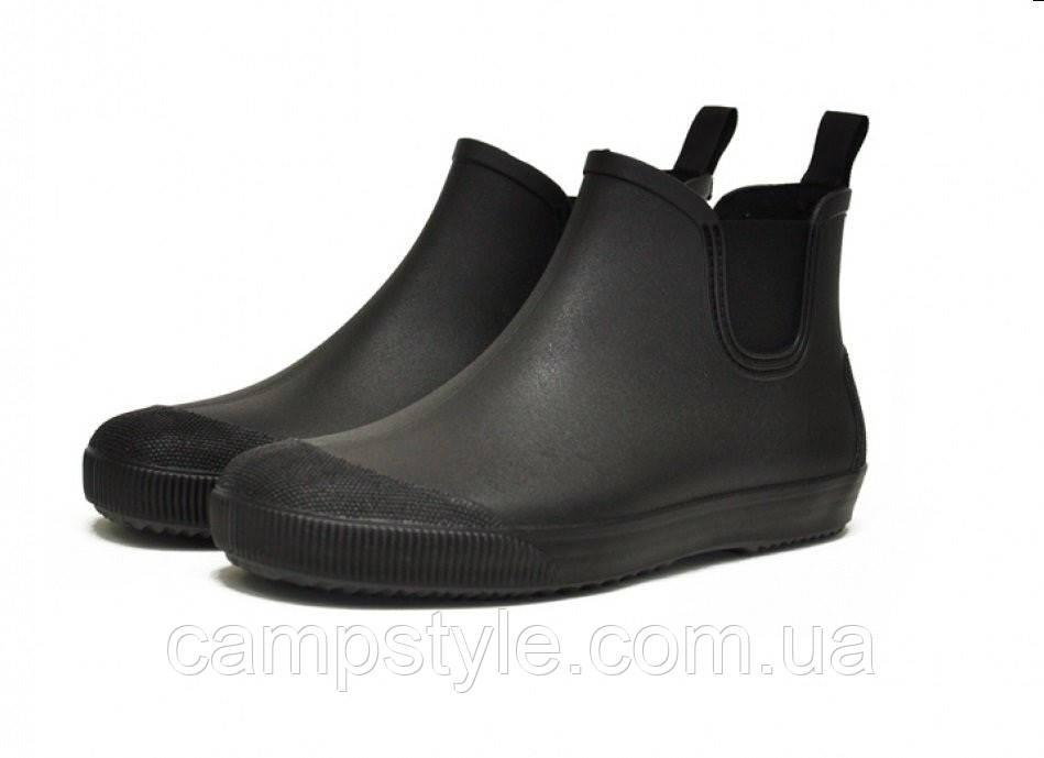 Мужские резиновые ботинки Nordman Beat ПС-30 черные