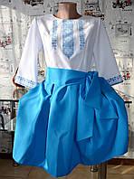"""Вишите жіноче плаття """"Святкове"""", фото 1"""
