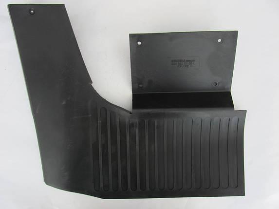 Брызговик задний MB Sprinter 412/VW LT46 96- L, фото 2