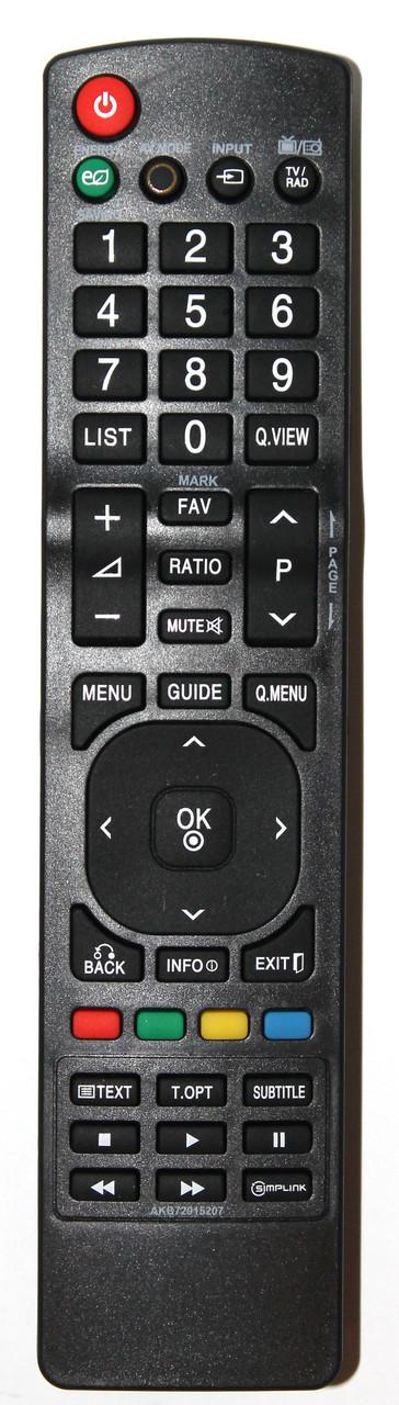 Пульт для LG AKB72915207