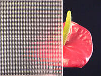 Стеклопакеты с узорчатым стеклом