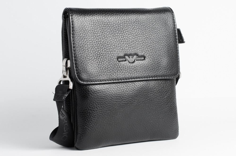 8e76099f388c Мужская сумка через плечо Giorgio Armani 78290-2B - Portmoneshop.com.ua в
